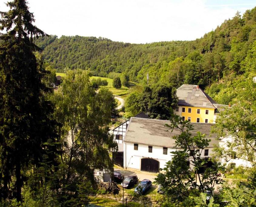 Ferien in der Steinermühle